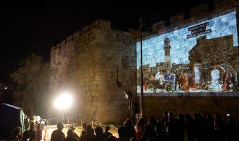 פסטיבל האור ירושלים